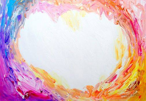"""Light of Love""  by Jack Weil - Available on canvas prints & note cards"