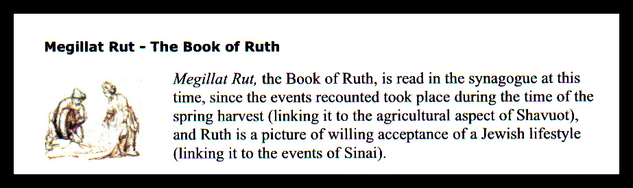 Shavuot - Book of Ruth 8 FB