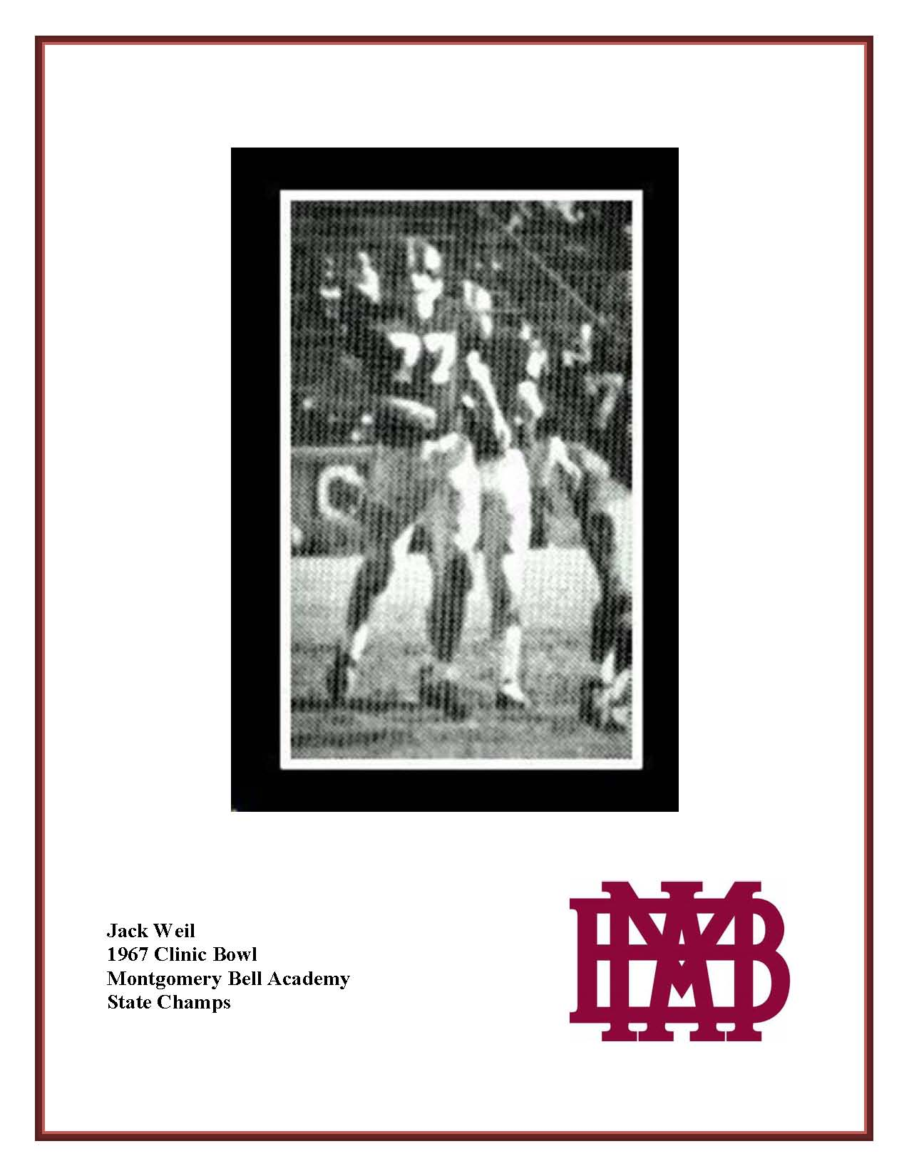 Jack Weil State Championship