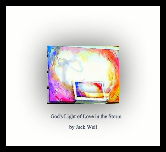 """Light of Love"" by Jack Weil - canvas prints & note cards"