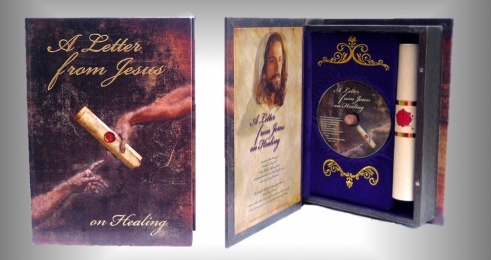 Letters from Jesus Gift Set