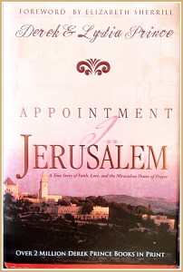 AN APPOINTMENT IN JERUSALEM Lucys Copy framed for TSP